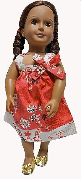 Amazones Doll Clothes Superstore Vestido De Tirantes De