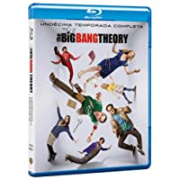 The Big Bang Theory Temporada 11 Blu-Ray [Blu-ray]