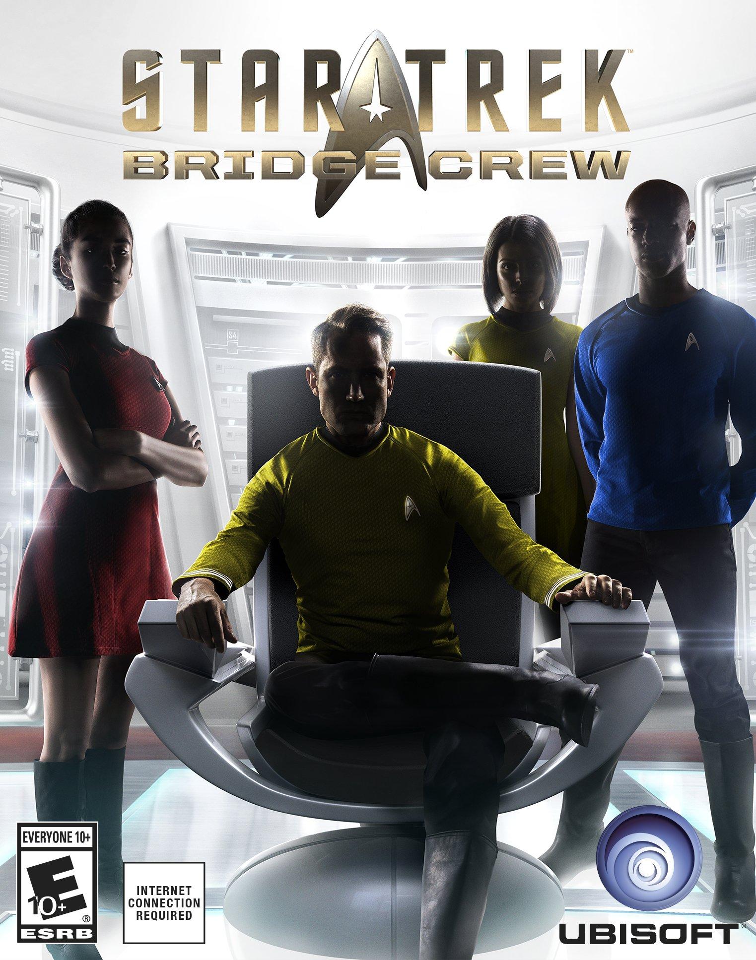 Star Trek: Bridge Crew - Oculus Rift [Online Game Code]