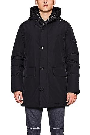 acheter populaire c08c0 b450c edc by Esprit 117cc2g001 Parka, Noir (Black 001), Small ...