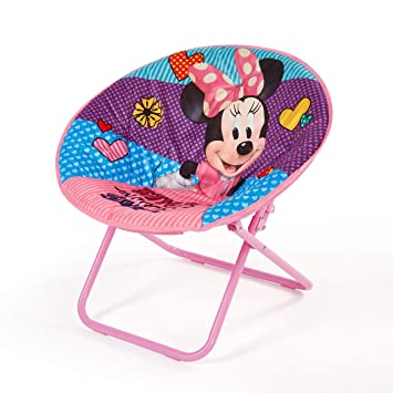Amazon.com: Entertainment One - Silla con platillo, Minnie ...