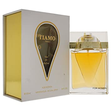 Parfum Blaze Parfum Blaze Tiamo by parfum blaze for women - 3.4 Ounce edp spray,