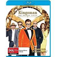 Kingsman, The Golden Circle (Blu-ray)