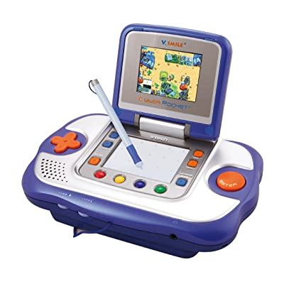 VTech V.Smile Cyber Pocket: Toys & Games