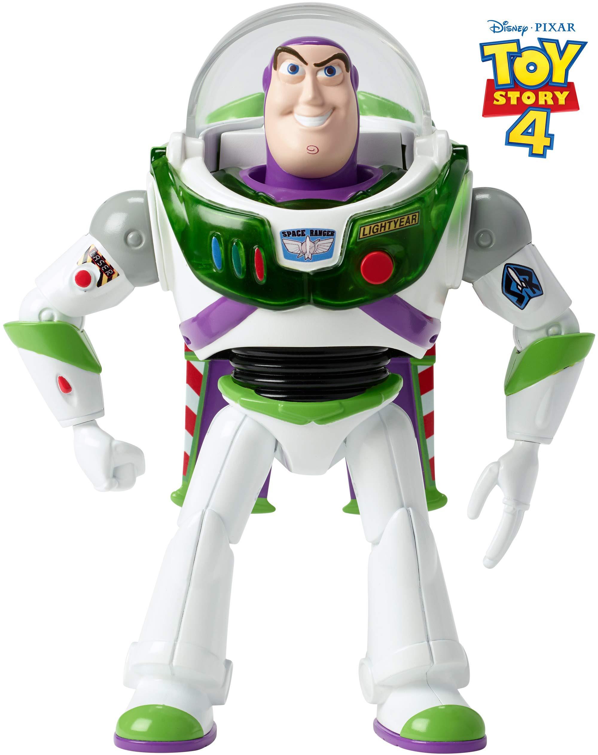 "ویکالا · خرید  اصل اورجینال · خرید از آمازون · Disney Pixar Toy Story Blast-Off Buzz Lightyear Figure, 7"" wekala · ویکالا"