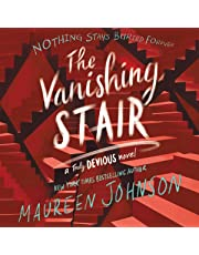 The Vanishing Stair: Truly Devious Series, Book 2