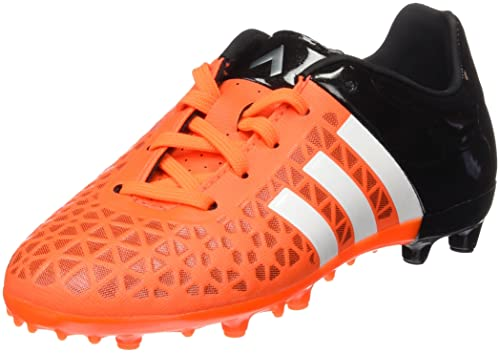 competitive price 552b6 bf88e ... reduced adidas ace 15.3 fg ag j botas para niño naranja blanco c89d8  8f533