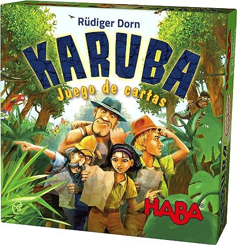 HABA- Juego de Mesa, Multicolor (Habermass 303803): Amazon.es: Juguetes y juegos