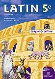 Latin 5e : Manuel élève