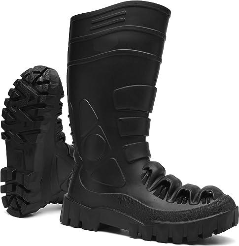 Ucayali Protector S5 Heavy Duty Botas de Seguridad Trabajo Punta y Entresuela de Acero ISO 20345:2011 S5 Sra, 39-46: Amazon.es: Zapatos y complementos
