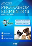 Learn Adobe Photoshop Elements 13 Video Training Tutorials - 15 Hours