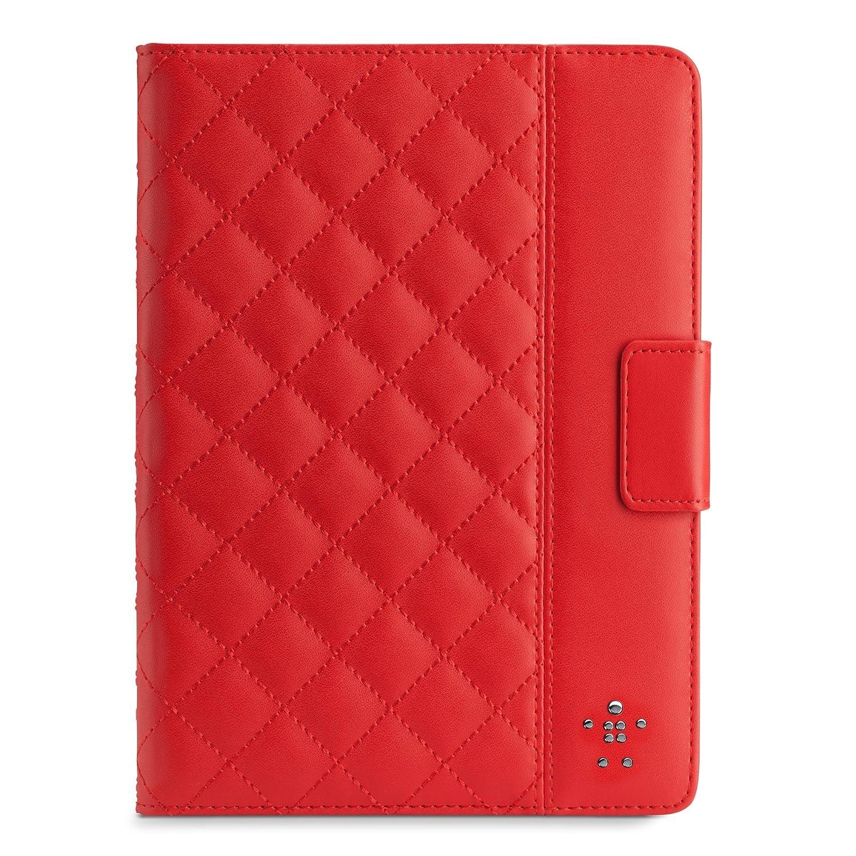 Belkin F7N073b2C01 - Funda para Apple iPad Air (soporte de sobremesa), color blanco: Amazon.es: Informática