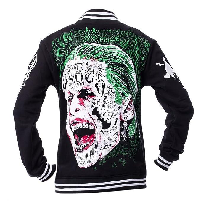 Amazon.com: DC Comics Unisex 10 – 18 Joker, color negro y ...