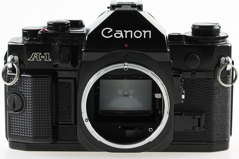 Canon A-1 A1 A 1 cámara Reflex: Amazon.es: Electrónica