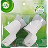 Air Wick 78048 Air Wick Scented Oil Warmers 2 Count