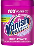 Tira Manchas Gold Vanish Oxi Action Pink, 900g
