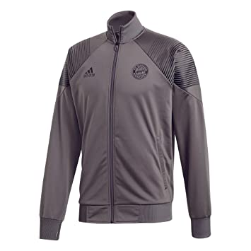official supplier the best get cheap adidas FC Bayern München Licensed Icons Trainingsjacke Herren