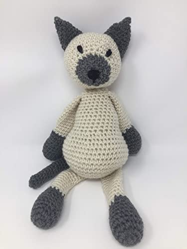 Cute Amigurumi Animals: 16 adorable creatures to crochet: Eleonore ... | 500x375