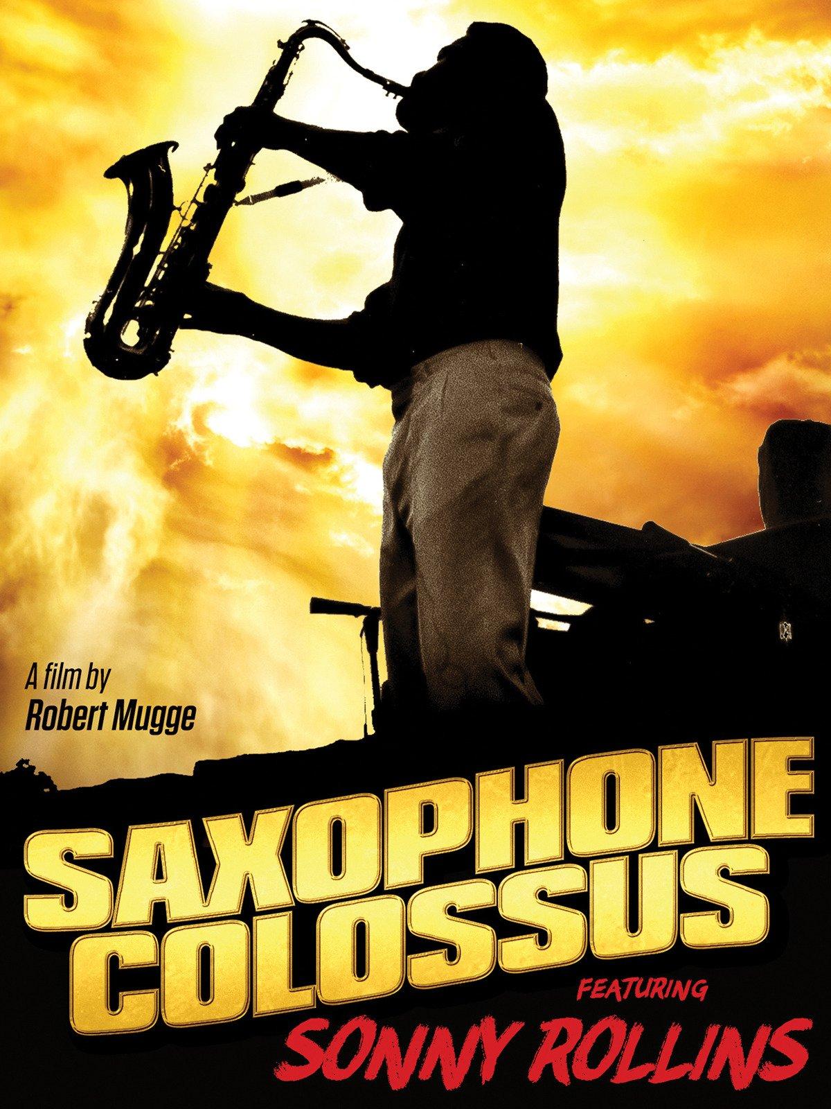 Sonny Rollins on Amazon Prime Video UK