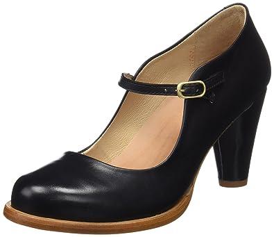 Womens S931 Restored Skin Cuero/Beba Closed Toe Heels Neosens ltMiJVY