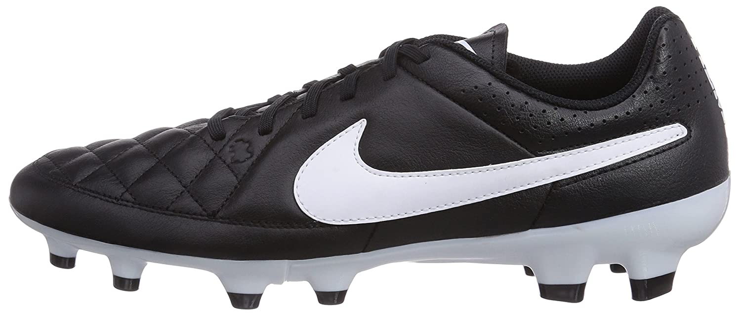Nike Tiempo Genio Leather Firm Ground, Men\u0027s Football Boots: Amazon.co.uk:  Shoes \u0026 Bags