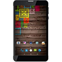 Ikall N5 Tablet (7 inch, 16GB, WiFi + 4G LTE + Voice Calling), Black