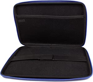DURAGADGET Blue Case with Zips & Interior Pocket - Compatible with Acer Iconia Tab A510 Olympic Edition | Iconia Tab A500 | Tab A501 10.1 Inch Tablet
