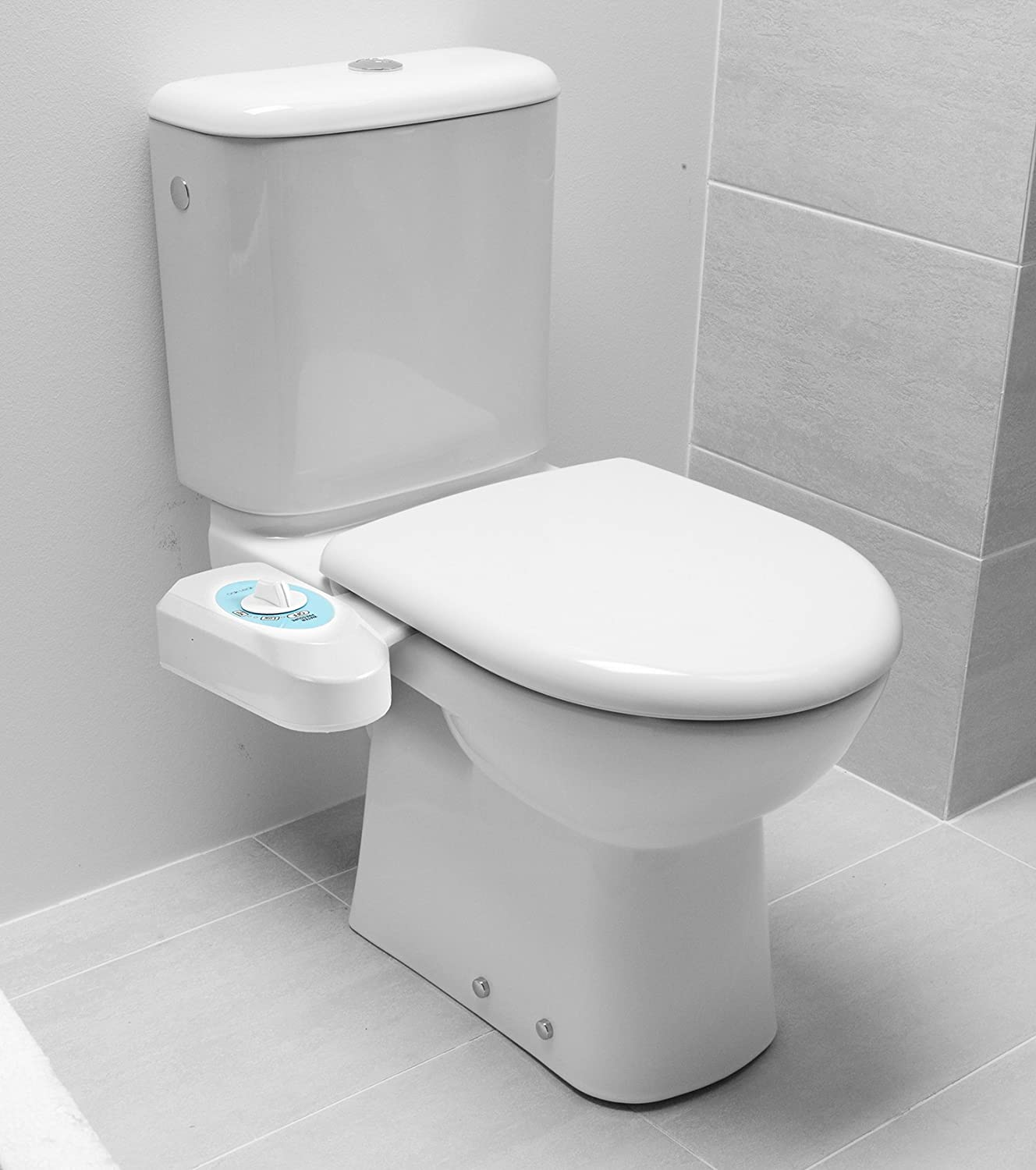 Bidet Toilet Attachment, Fresh Water Spray Non-electric Mechanical Bidet Toilet Seat Attachment - - Amazon.com