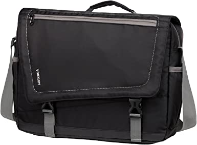 big face cat Mens canvas shoulder bag fashion casual canvas mens bag mens business Messenger bag