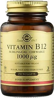 Solgar Vitamina B12 100 µg Comprimidos - Envase de 100 ...