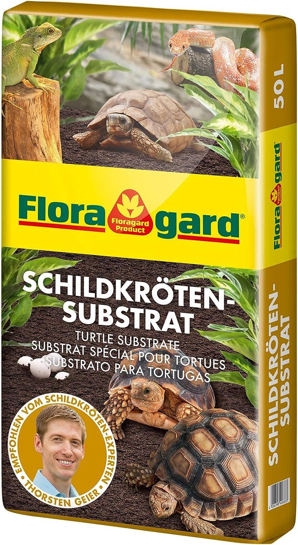 floragard de tortuga sustrato 50l