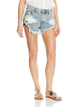 Shorts blau One Teaspoon RirFQ