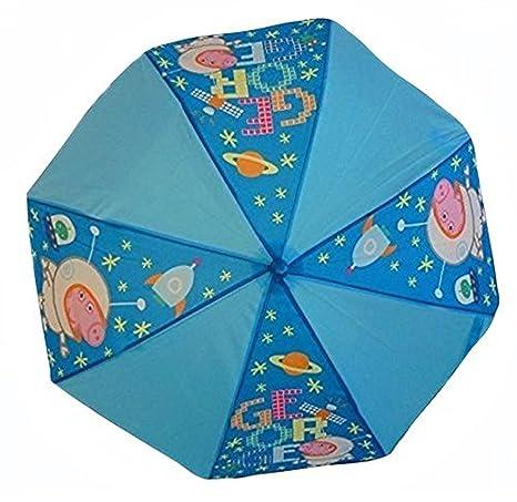 Peppa Pig George Niños paraguas