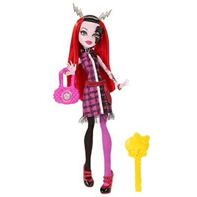 Monster High Freaky Fusion Operetta Doll: Toys & Games