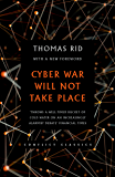 Cyber War Will Not Take Place (English Edition)