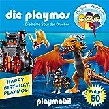 Die Playmos / Folge 50 / Die heiße Spur der Drachen