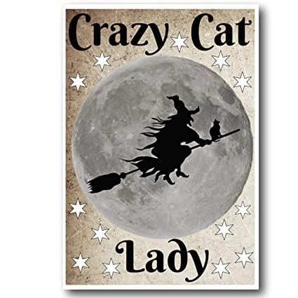 Tarjeta de felicitación de cumpleaños para amantes de los gatos ...