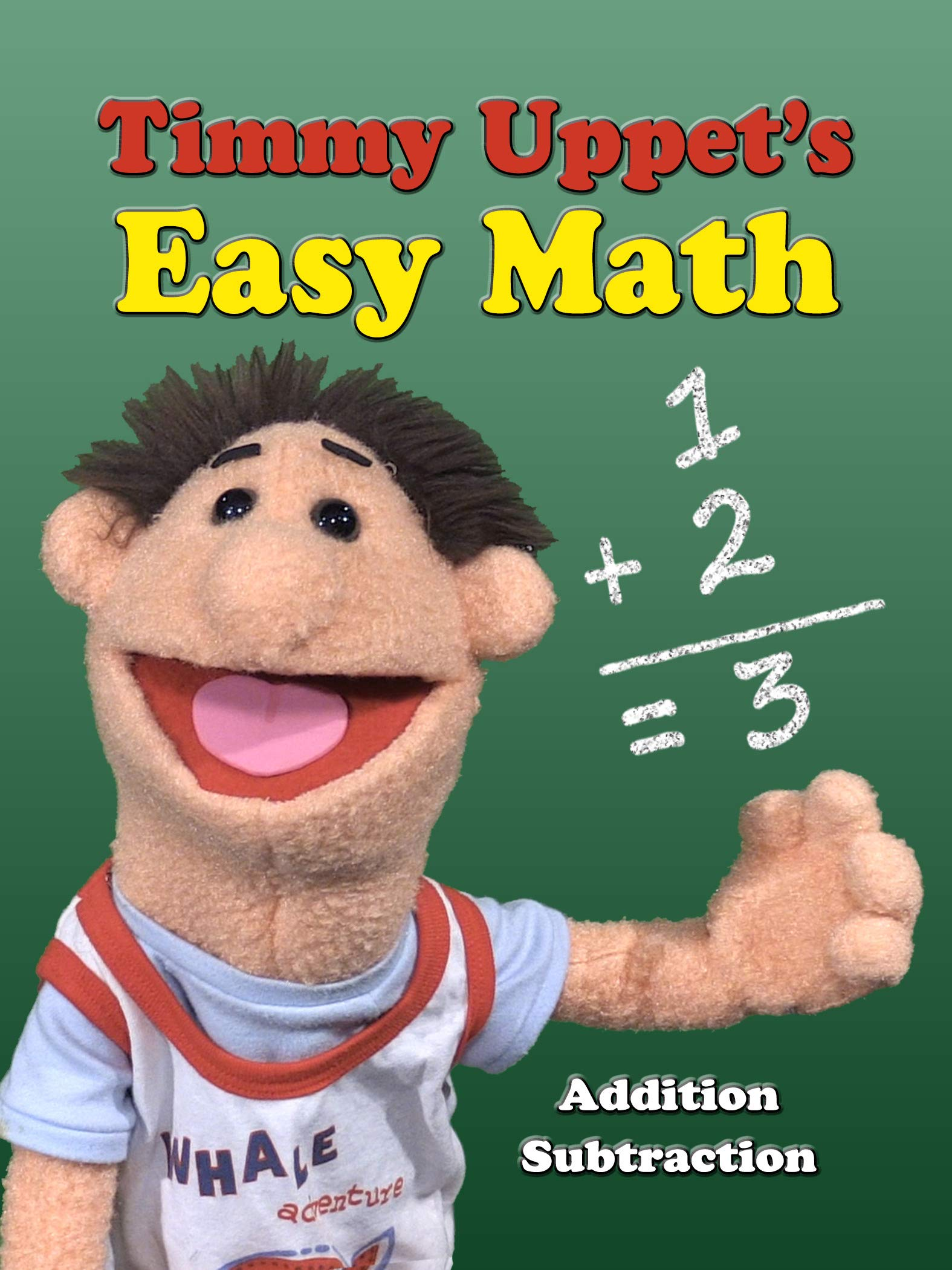 Timmy Uppet's Easy Math on Amazon Prime Video UK