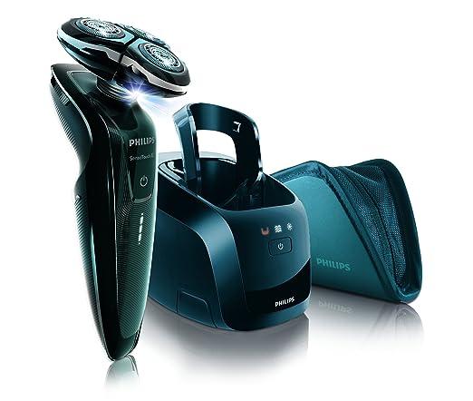 Philips RQ1250-21 SensoTouch Shaver Series 9000 Elektro Nass-und Trockenrasierer