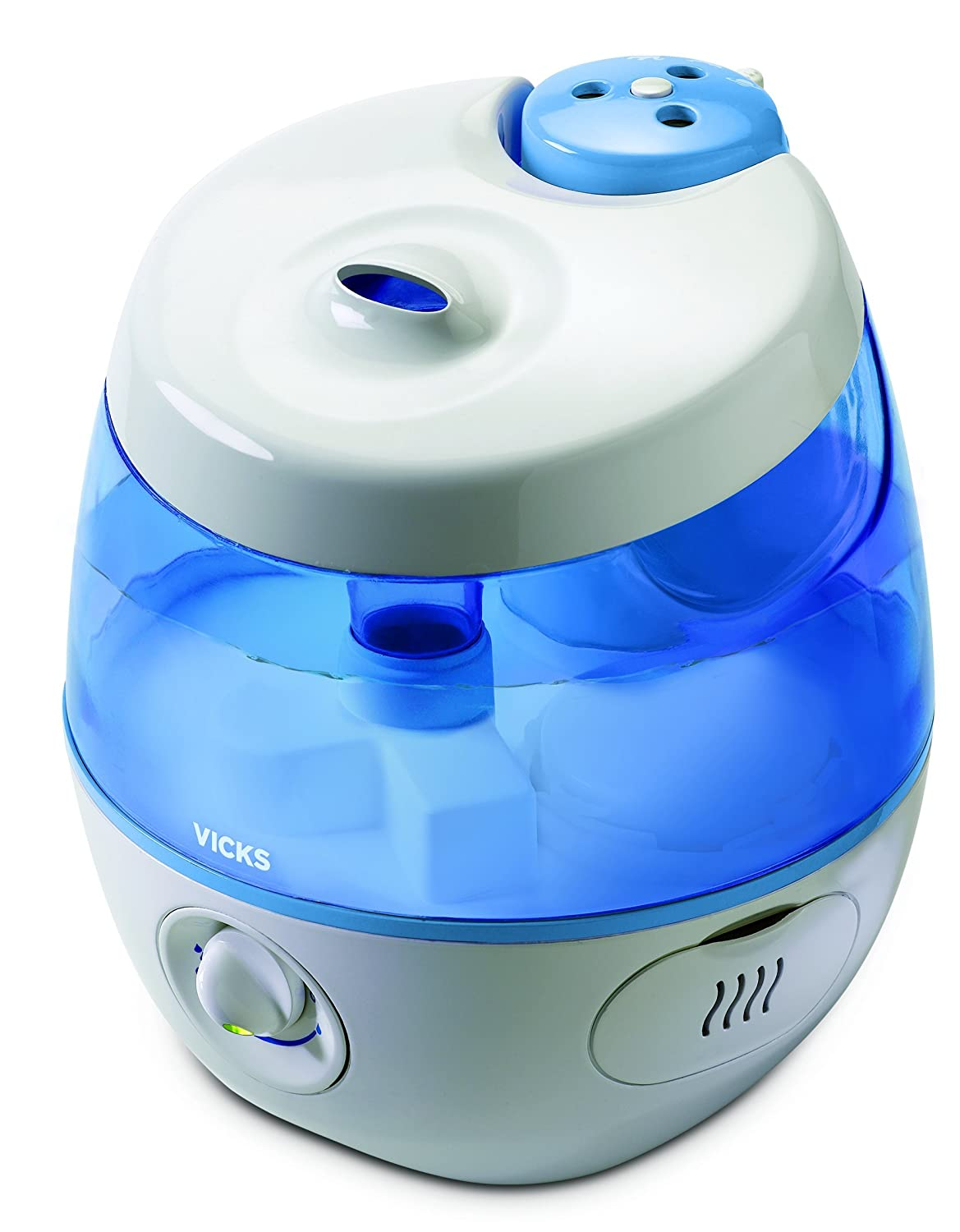 $49.97(was $59.88) Vicks SweetDreams Cool Mist Humidifier; Enchanting and Soothing Bedtime Environment