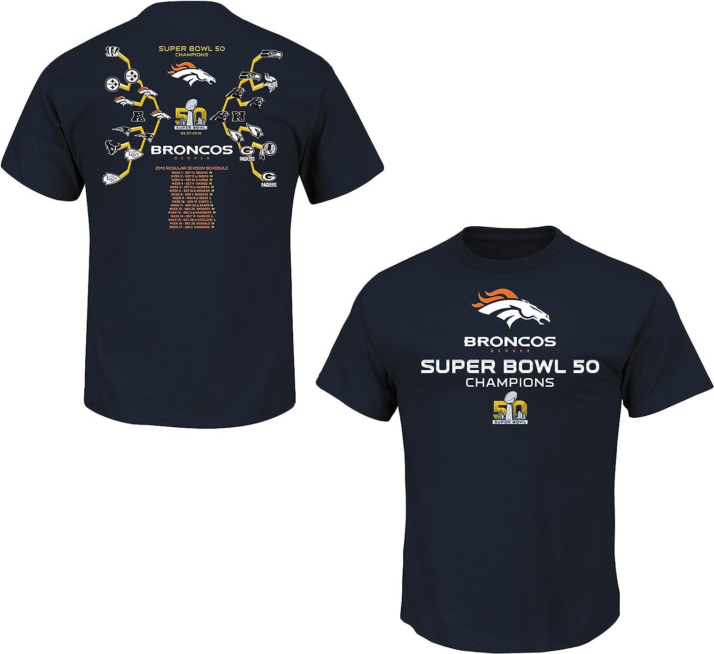 broncos super bowl shirts 2016