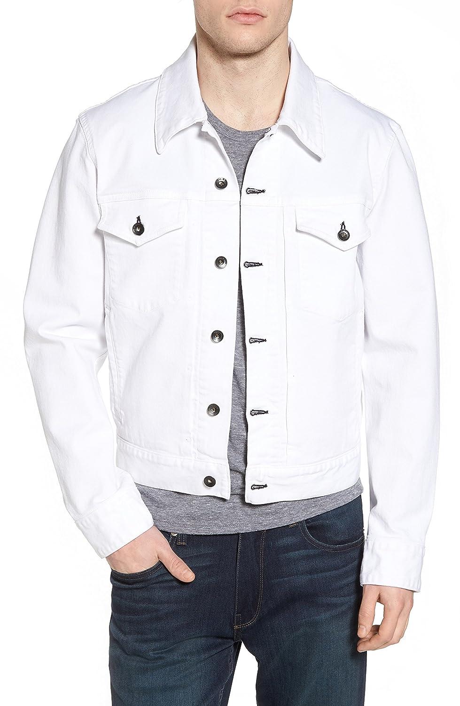 ラグアンドボーン メンズ ジャケットブルゾン rag & bone Denim Jacket [並行輸入品] B07B9V4171 Medium