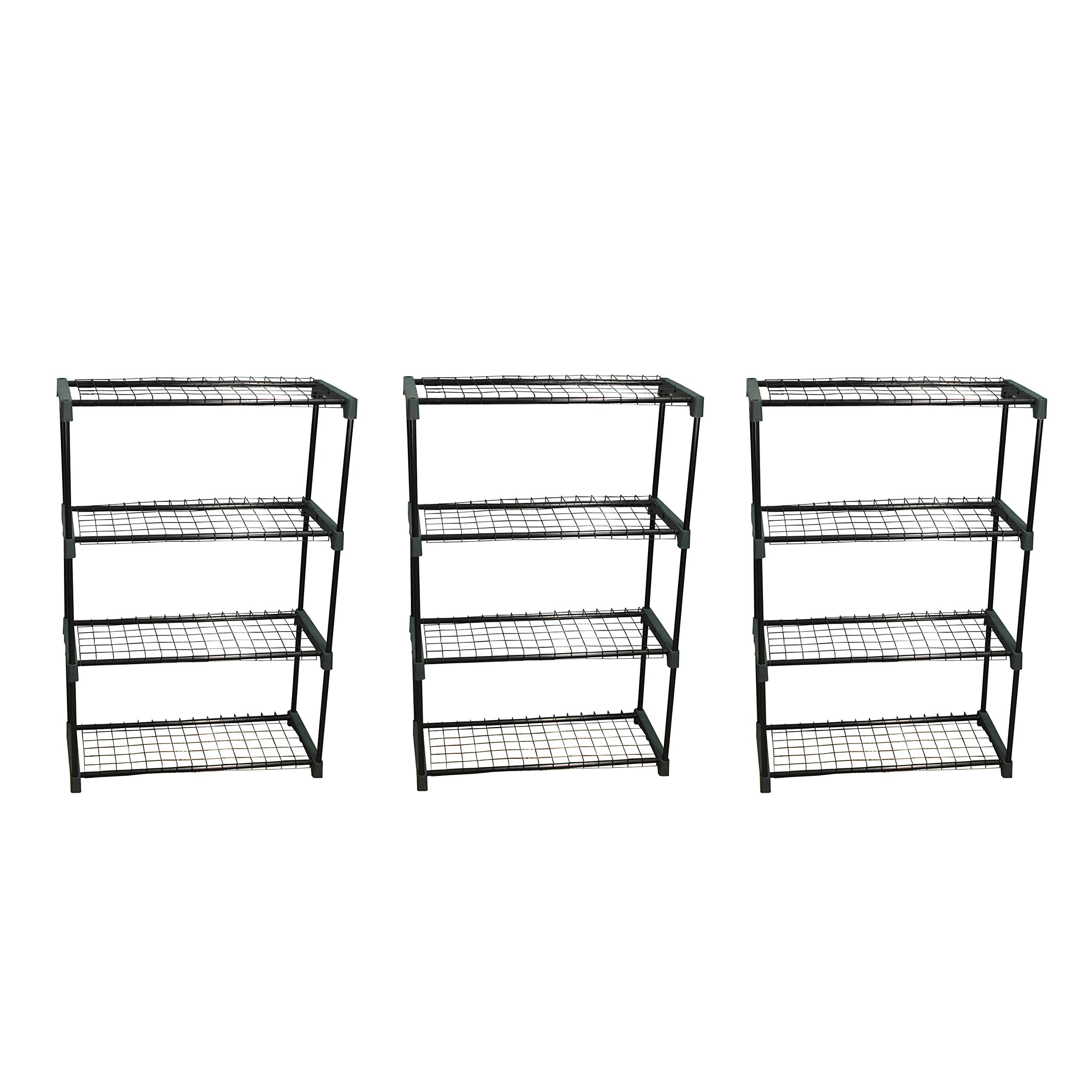 Selections Greenhouse Staging Shelving Triple Value Pack