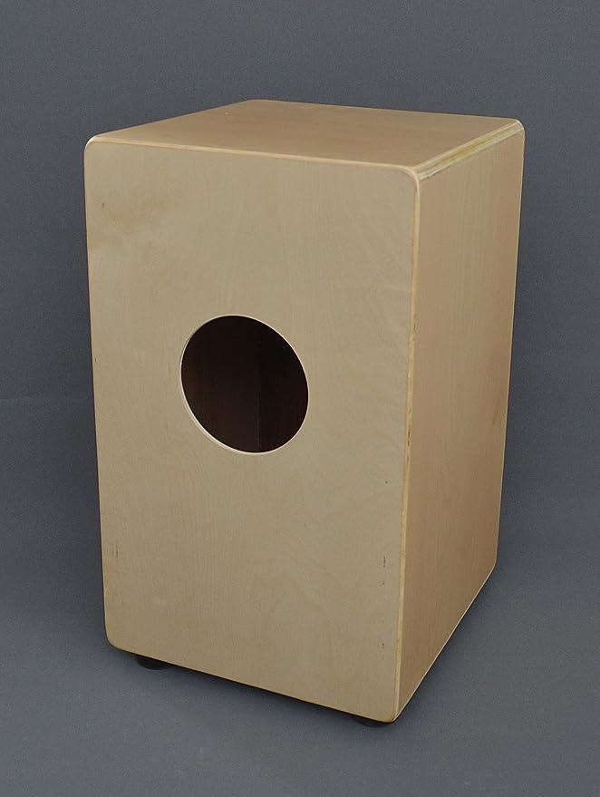 Gut bekannt Cajon Percussion Holz Kistentrommel mit Snare Saiten in QK24