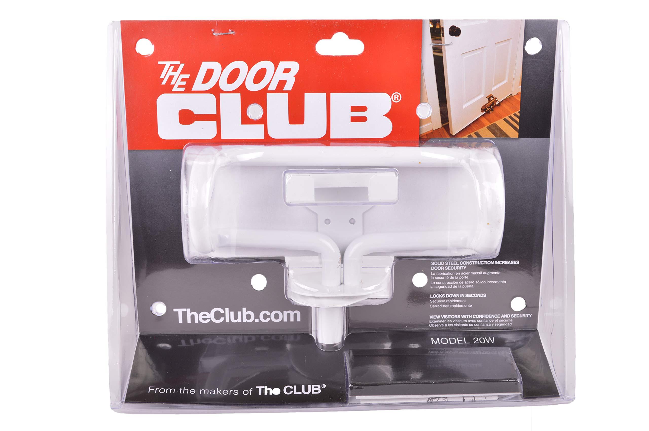 The Door Club (White)