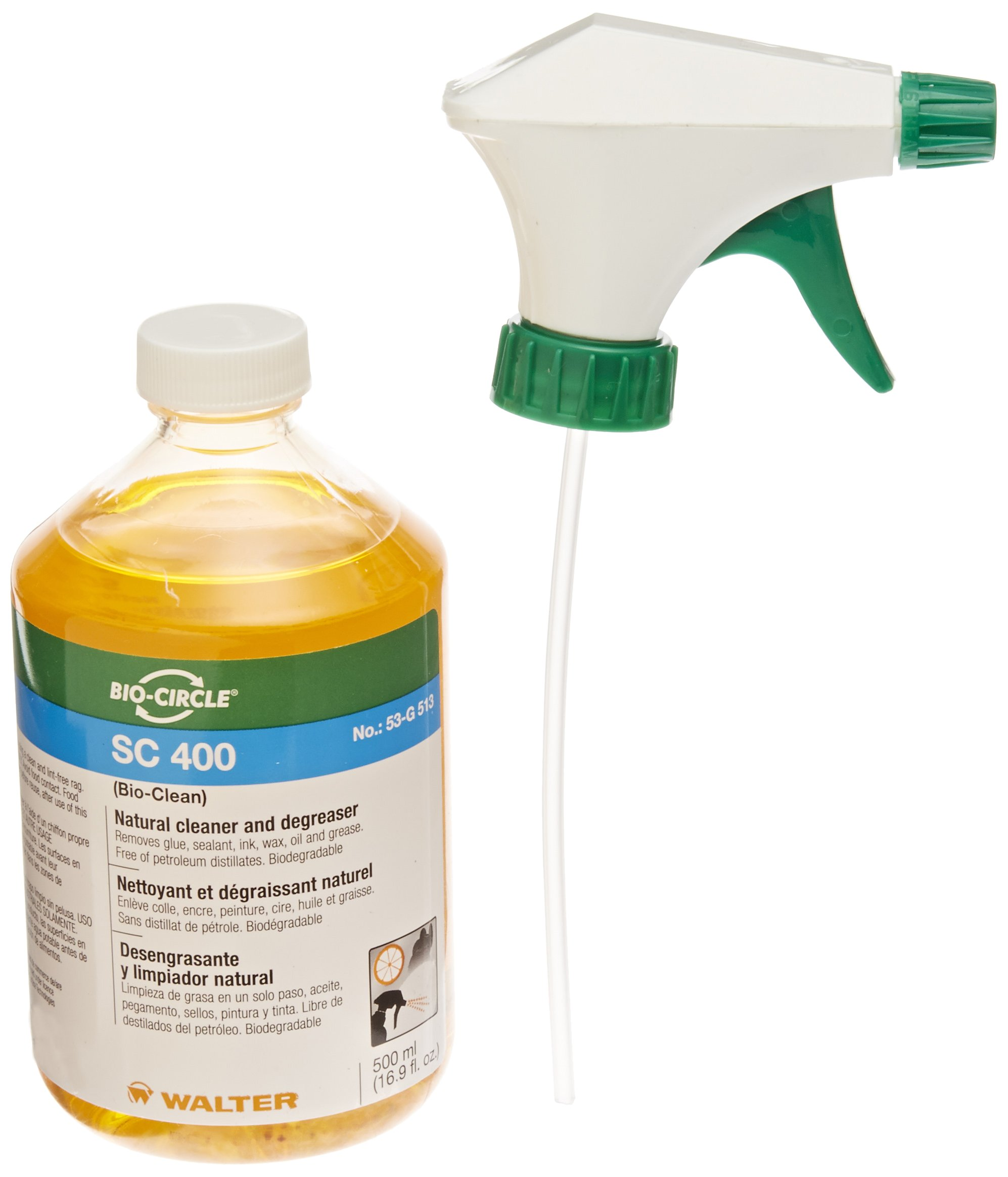 Bio-Circle 53G513 SC400 Spray, 500 mL by Bio-Circle (Image #2)