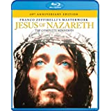 Jesus of Nazareth: The Complete Miniseries - 40th Anniversary Edition [Blu-ray]