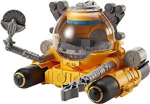 """Matchbox Jurassic World Lights & Sounds Deep Dive Submarine Vehicle, 12"""""""