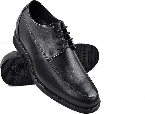 Zerimar Zapatos con Alzas Interiores para Hombres Aumento 7 cm | Zapatos de Hombre con Alzas Que Aumentan Su Altura | Fabricados en España: Amazon.es: Zapatos y complementos