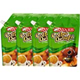 Bayar's coffee Delight - Ready To Use Liquid Coffee Decoction (200 ml) - Pack of 4